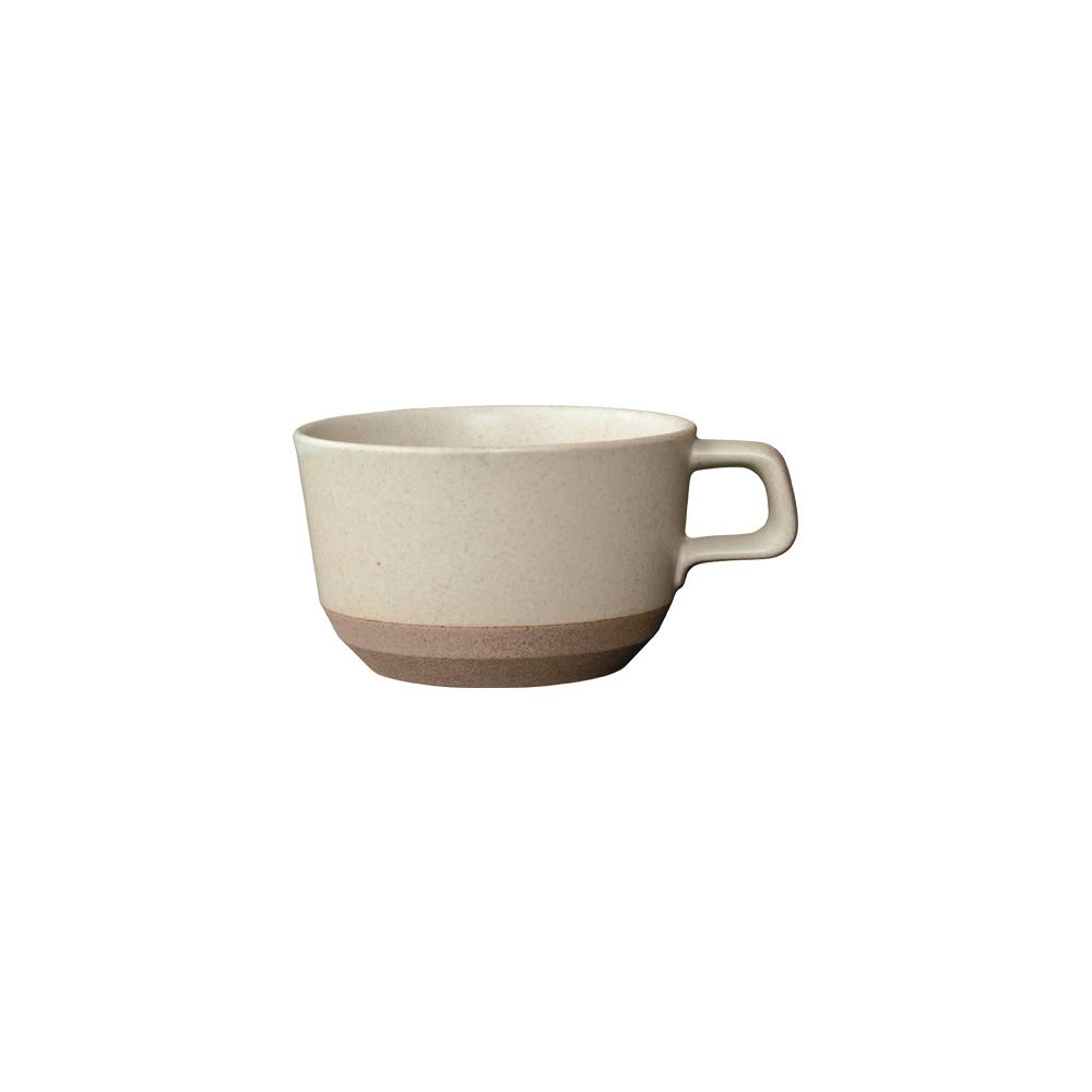 KINTO CLK-151 WIDE MUG 400ML / 14OZ  BEIGE
