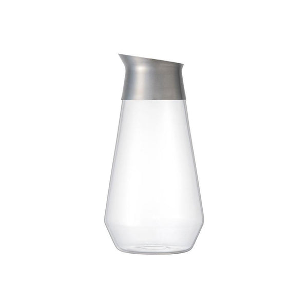 LUCE water carafe 750ml - KINTO USA