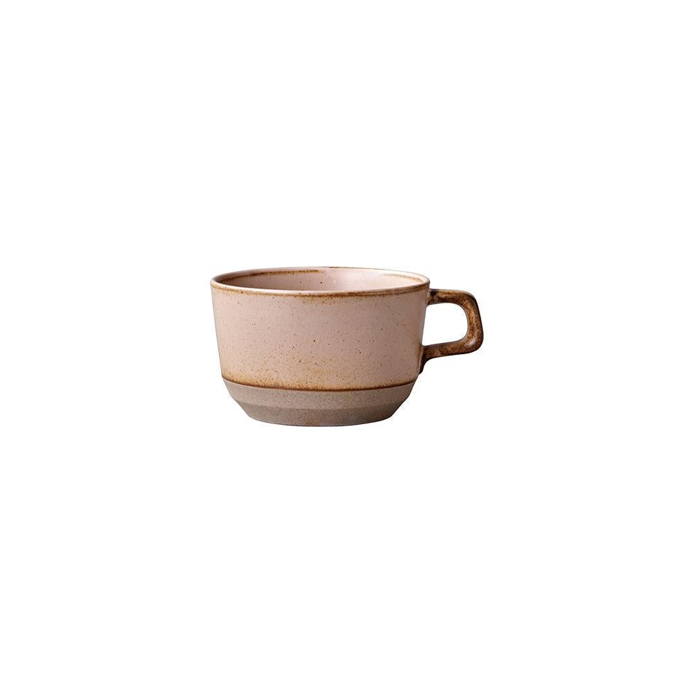 KINTO CLK-151 WIDE MUG 400ML / 14OZ  PINK