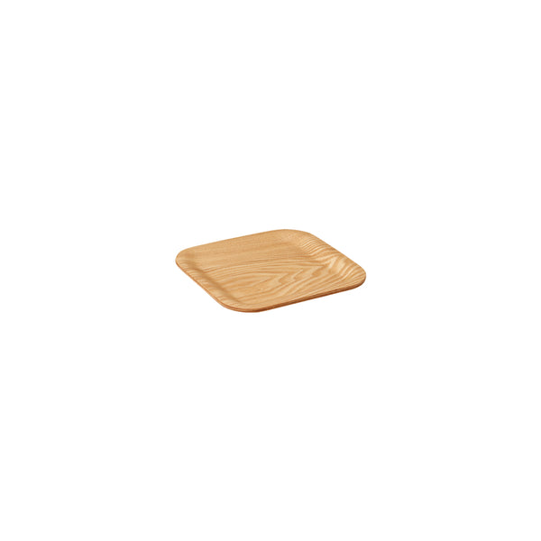 KINTO NONSLIP TRAY 160X160MM/ 6X6IN WILLOW