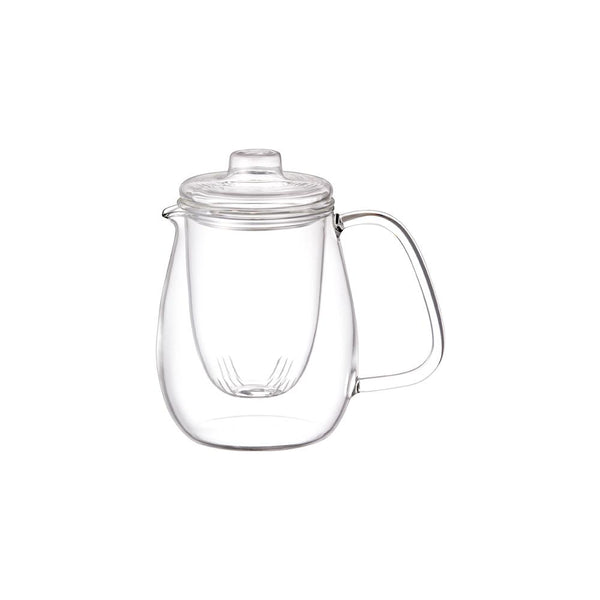 KINTO UNITEA TEAPOT 680ML / 24OZ GLASS CLEAR