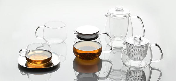 UNITEA one touch teapot 460ml / 14oz