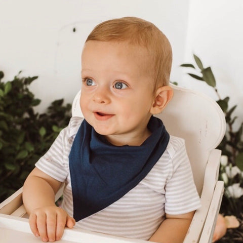 DRIBBLE BIB | NAVY