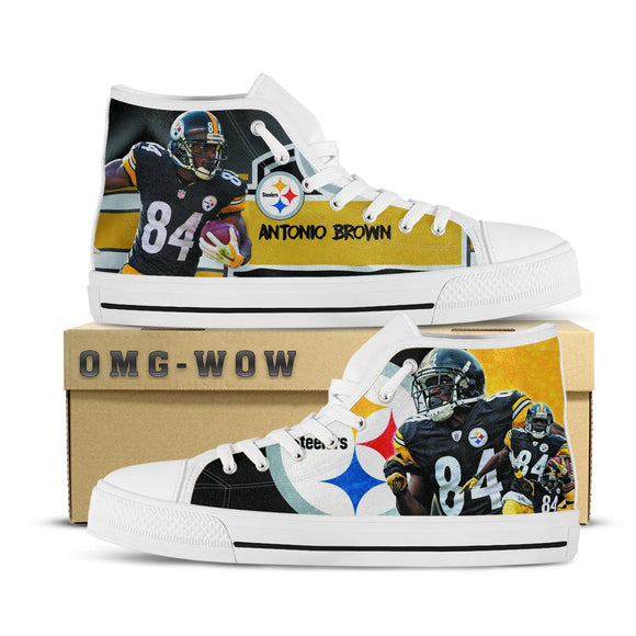 Antonio Brown Cool Hightop