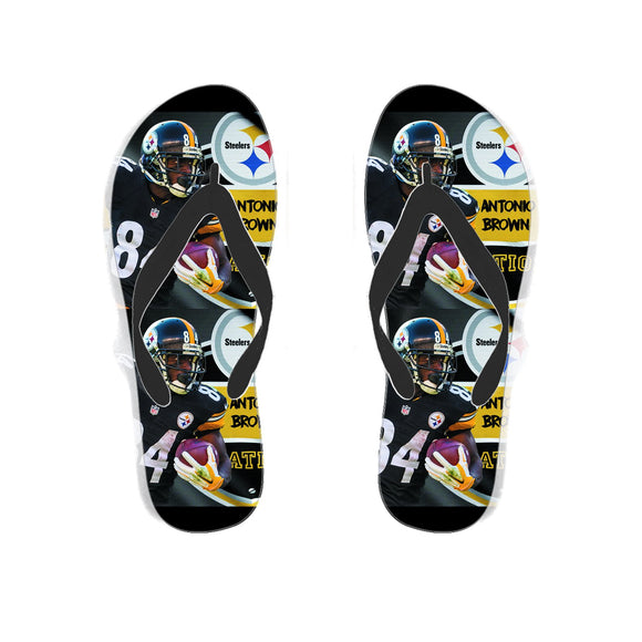 Antonio Brown Cool Flip Flops