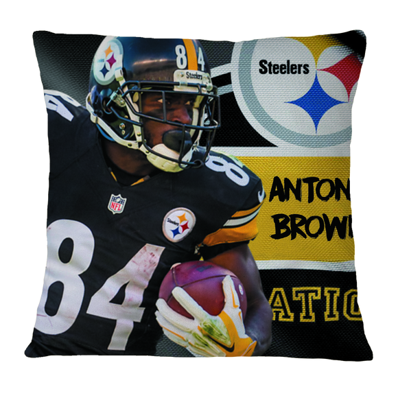 Antonio Brown Cool Pillow