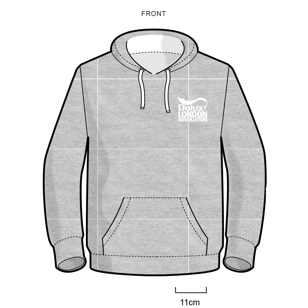 Dulux London Revolution Pullover Hoodie