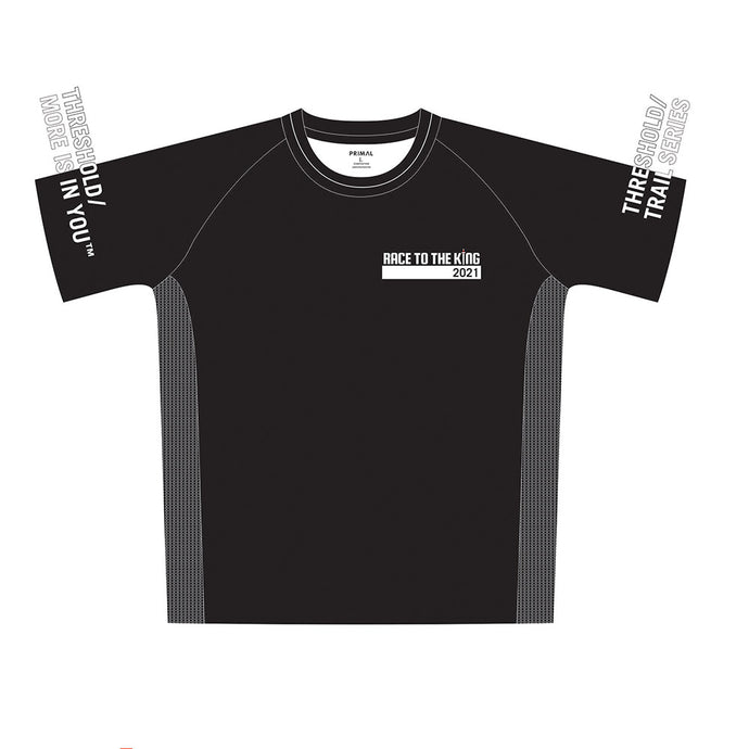 Men's Race to the King Black Tech Top 2021 - PREORDER