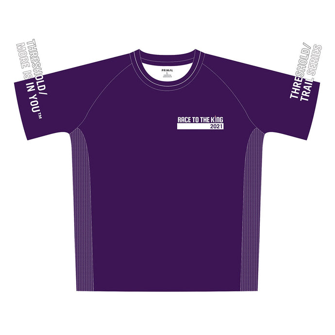 Women's Race to the King Purple Tech Top 2021 - PREORDER