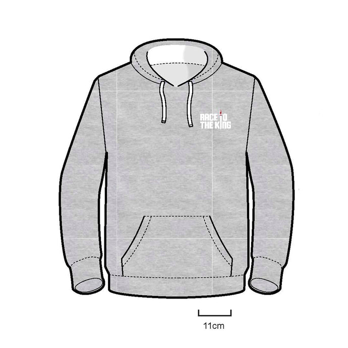 Race to the King Pullover Hoodie 2021 - PREORDER
