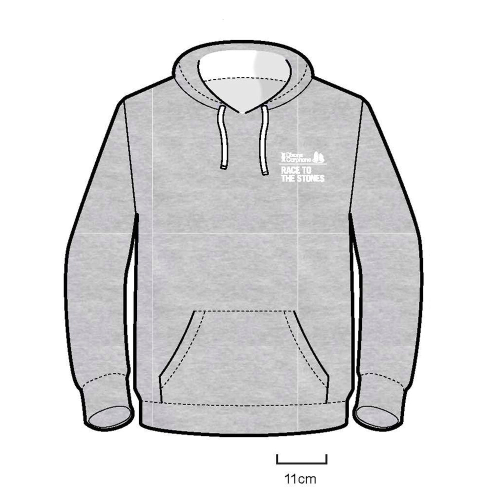 Dixons Carphone Race to the Stones Pullover Hoodie 2021 - PREORDER