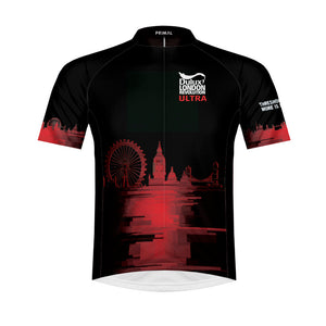 Dulux London Revolution Ultra Men's Cycling Jersey 2019