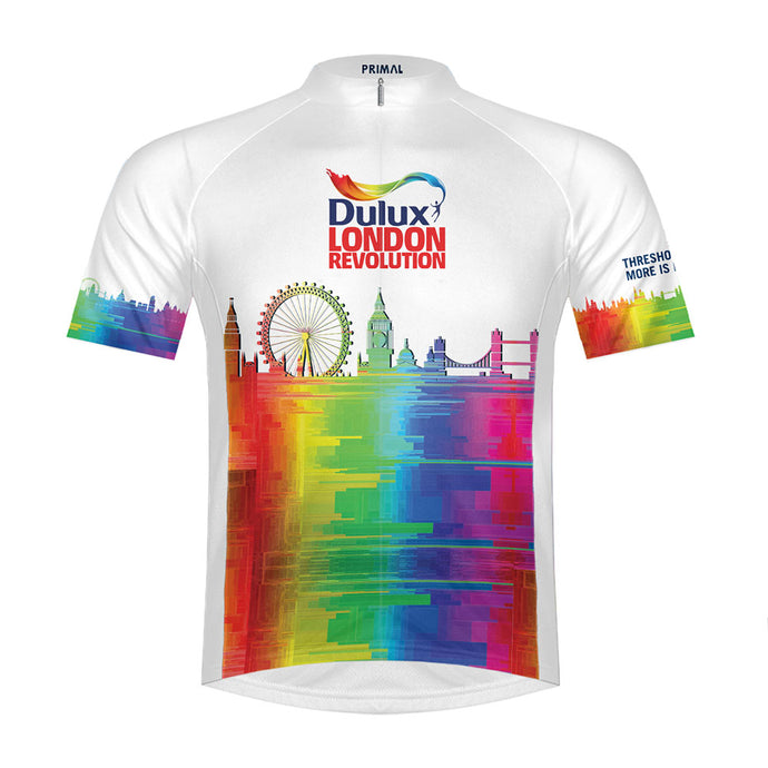 2021 Men's Dulux London Revolution Men's Cycling Jersey - PREORDER