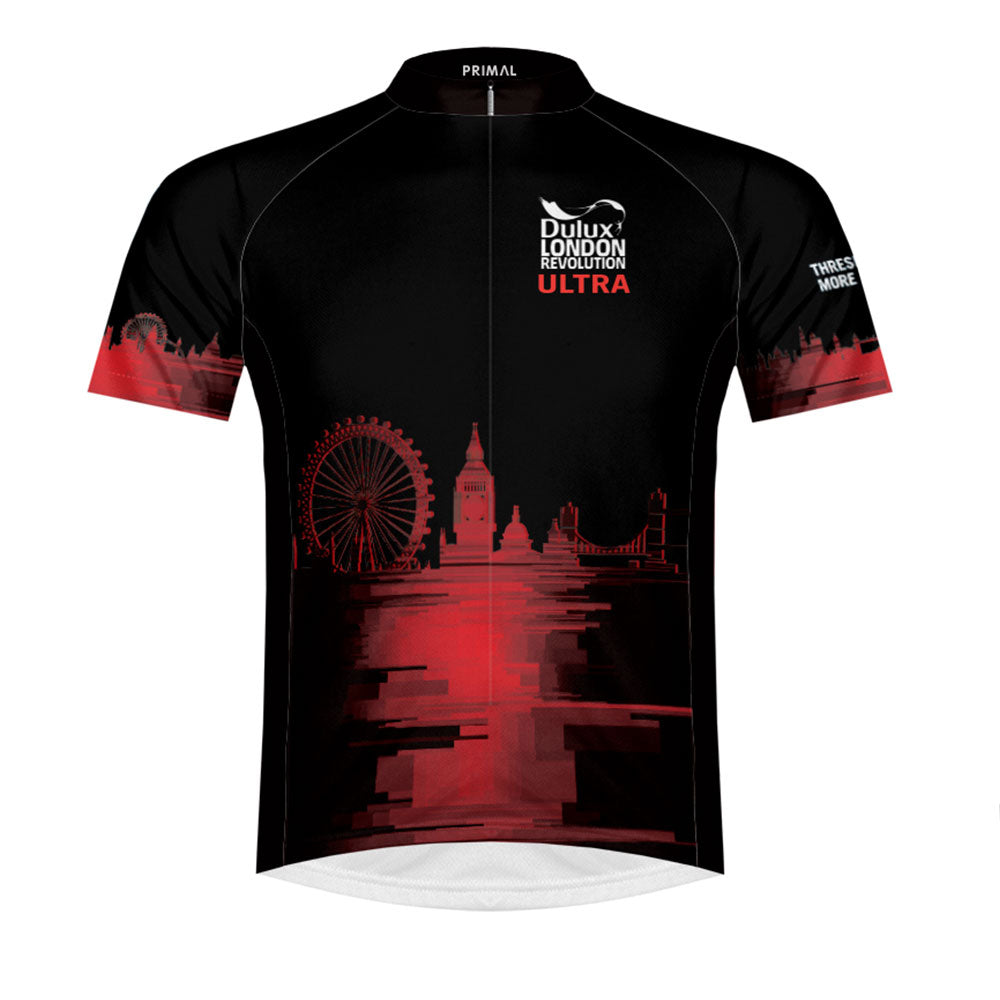 2021 Men's Dulux London Revolution Ultra Cycling Jersey - PREORDER