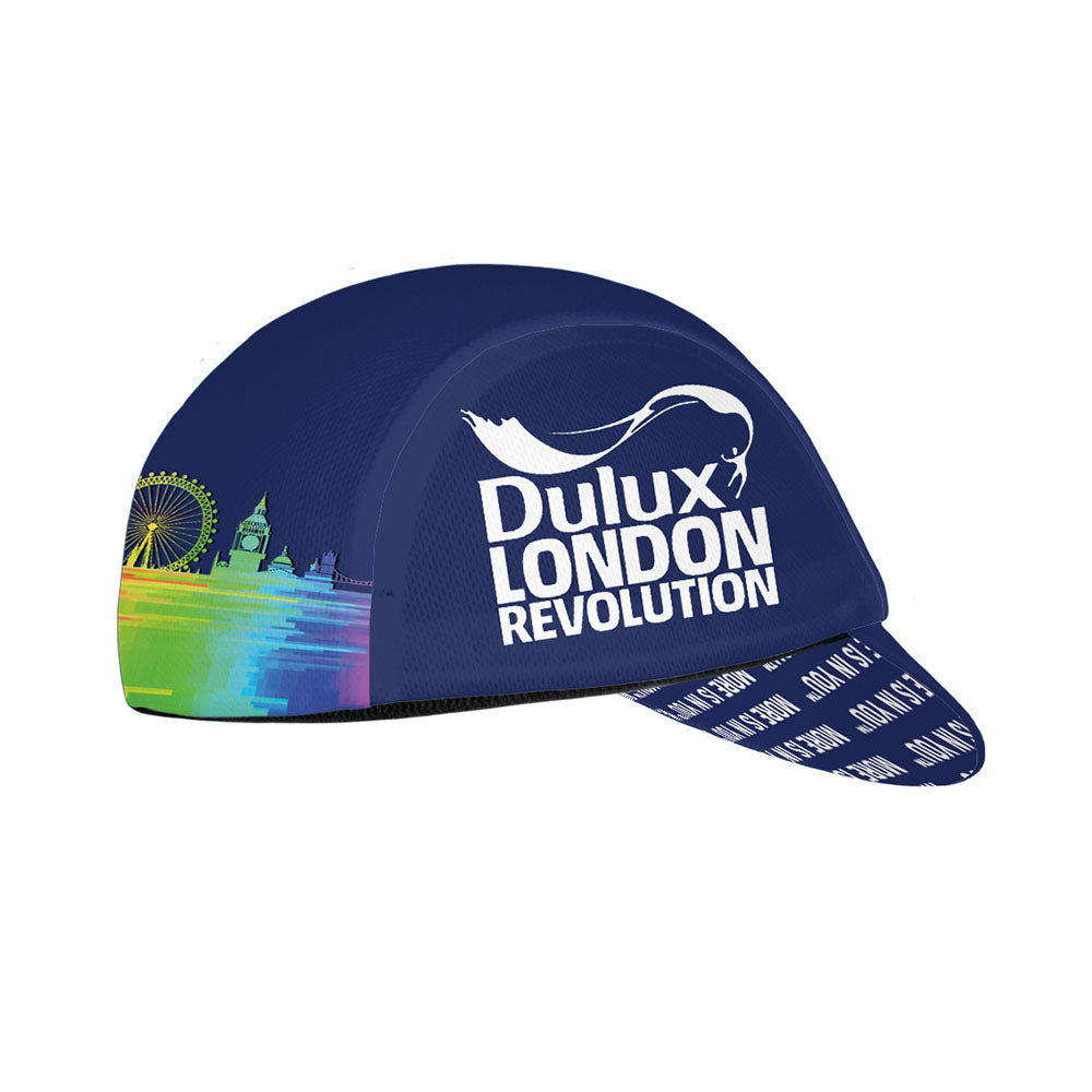 Dulux London Revolution Cycling Cap 2021 - PREORDER