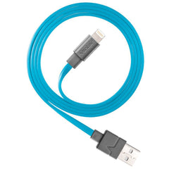 Ventev Charge/Sync Cable Lightning 3.3ft Blue