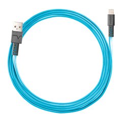 Ventev Charge/Sync Cable Lightning 6ft Blue