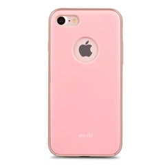 Moshi iGlaze Slim Hardshell Case Pink for iPhone 8/7