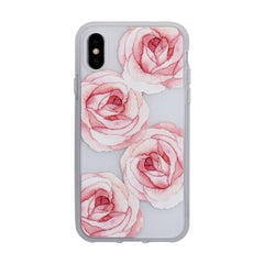 Blu Element Mist Fashion Case Rosie Roses Frosted for iPhone XS/X