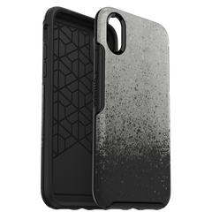 Otterbox Symmetry Protective Case Ashed For It (Black/Graphic) for iPhone XS/X