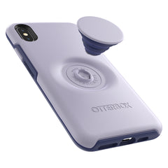 Otterbox Otter + Pop Symmetry Case with Swappable PopTop Lilac Dusk for iPhone XS Max