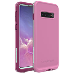 LifeProof Fre Waterproof Case Frost Bite (Orchid/Purple) for Samsung Galaxy S10