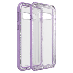 LifeProof Next DropProof Case Ultra (Clear/Violet) for Samsung Galaxy S10+