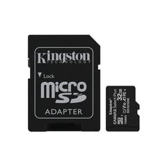 Kingston 32GB microSDHC Canvas Select Plus Class 10 Flash Memory Card SDCS2