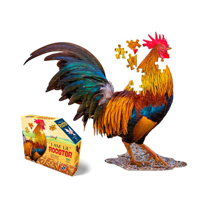 PUZZLE 100 P. Gallo  I AM LIL ROOSTER