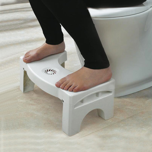 Super White Color Pp Material Foldable Bathroom Toilet Pit Step Cjindustries Chair Design For Home Cjindustriesco