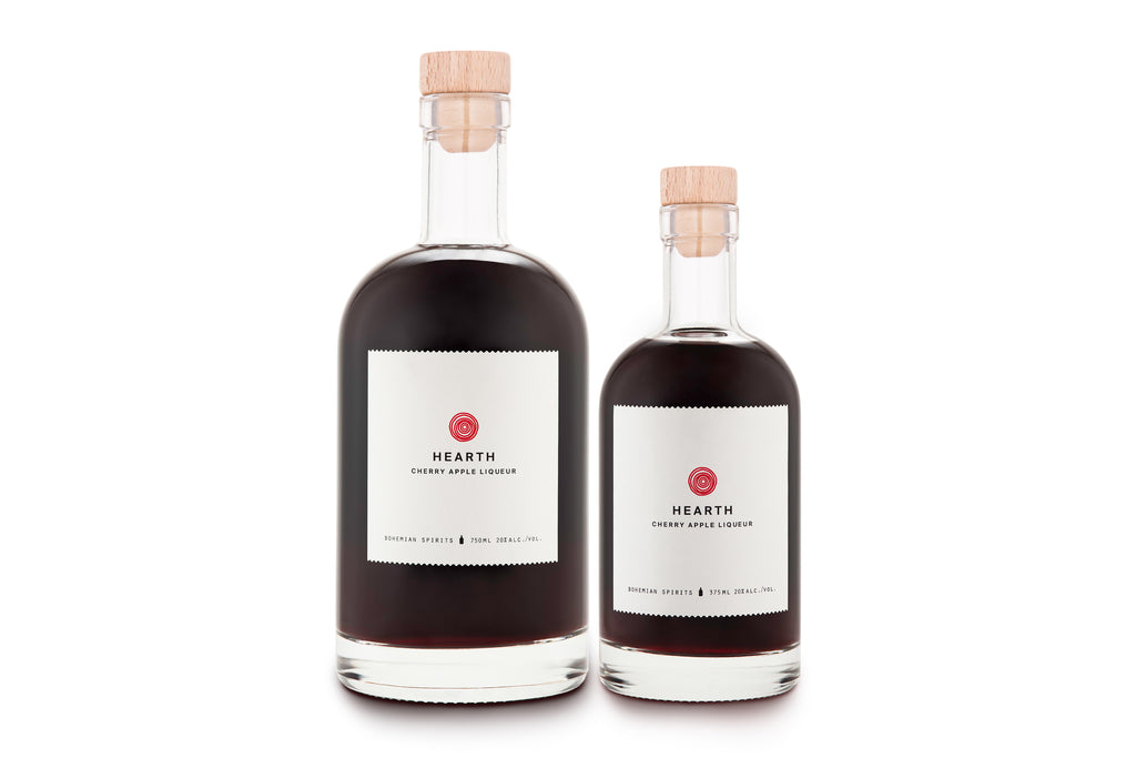 HEARTH CHERRY APPLE LIQUEUR
