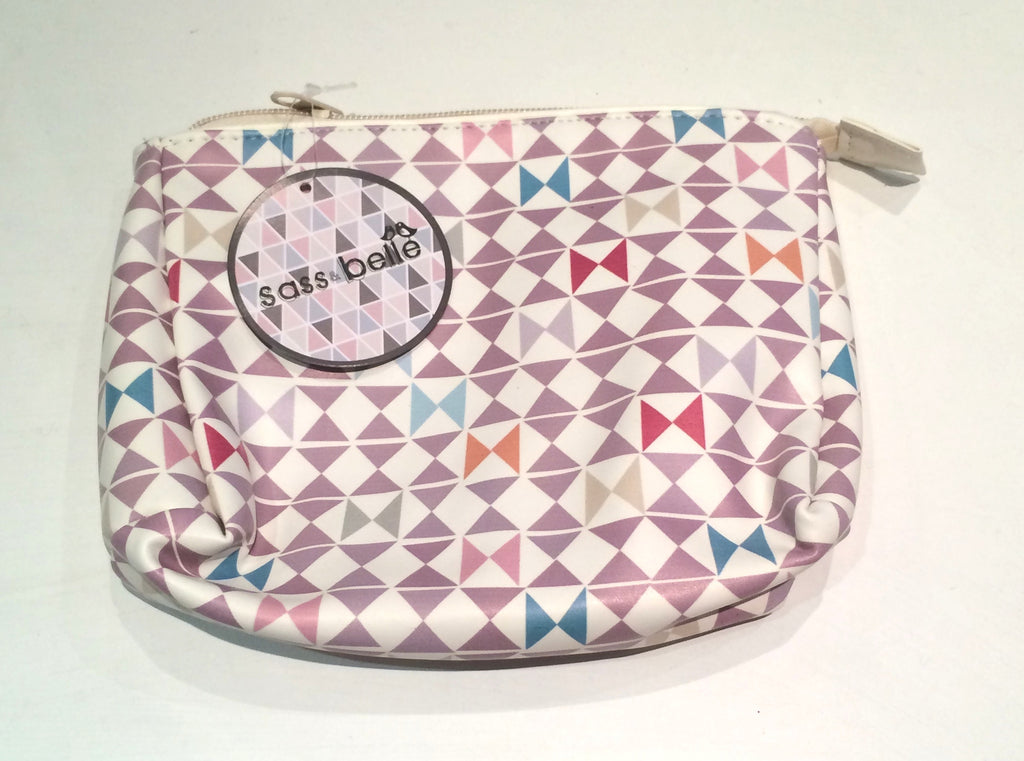 Sass & Belle Purple Make-Up Bag