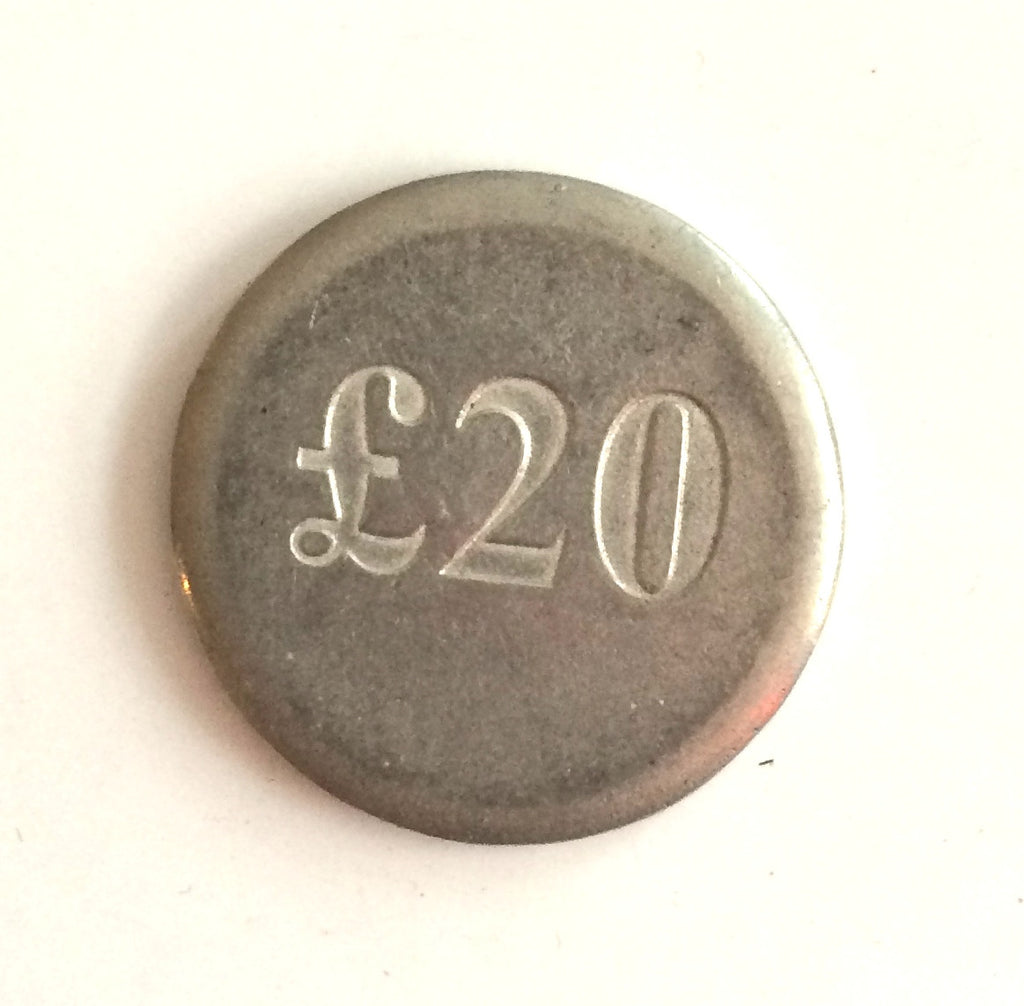 £20 Gift Coin