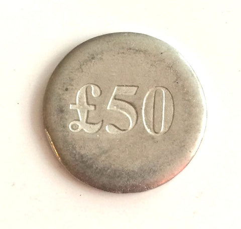 £50 Gift Coin