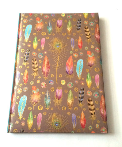 A4 Feather Notebook