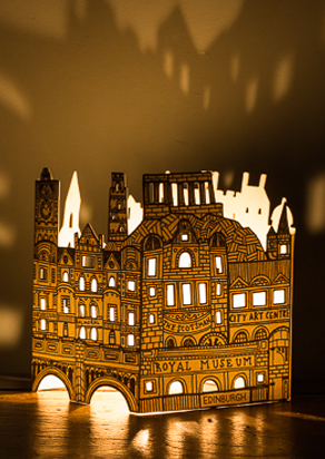Sightlines Lantern - Edinburgh
