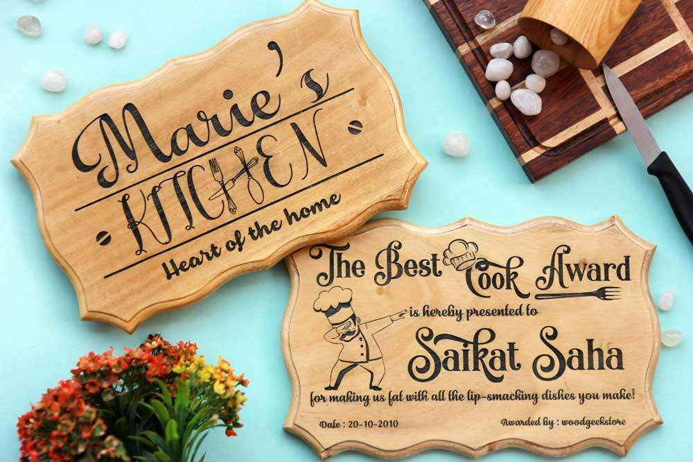 Foodie Personality Traits - Gift Guide Foodie - Best Gifts For Foodies - Unique Gift Ideas - Custom Wood Signs  - Foodie Gifts - Personalized Signs For Home -  - Personlized Gift Items - The Wood Company - Woodgeek - Woodgeekstore