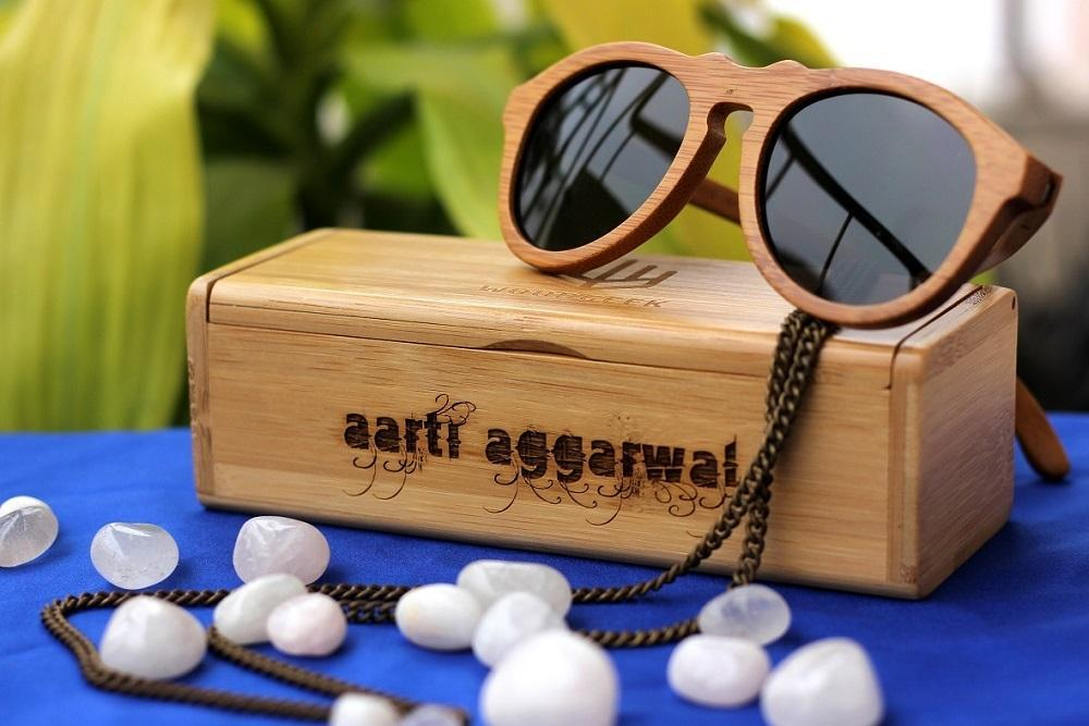 Personalized Wooden Sunglasses & Spectacles from Woodgeek Store