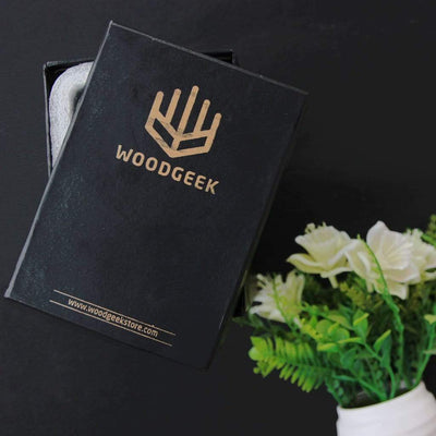 Sturdy Black Box For Wooden Coasters