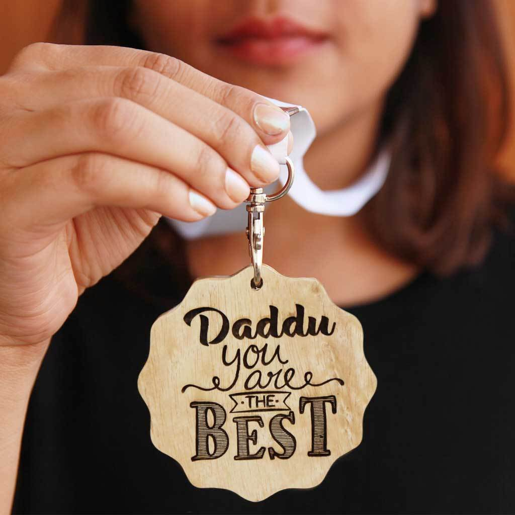 You Are The Best Wooden Medal. This Custom Engraved Medal Award Makes A Unique Gift For Friends, Family, And Loved Ones. This medal award is the best appreciation gift.