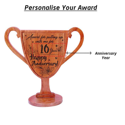 Custom Trophies & Awards Engraved With Name
