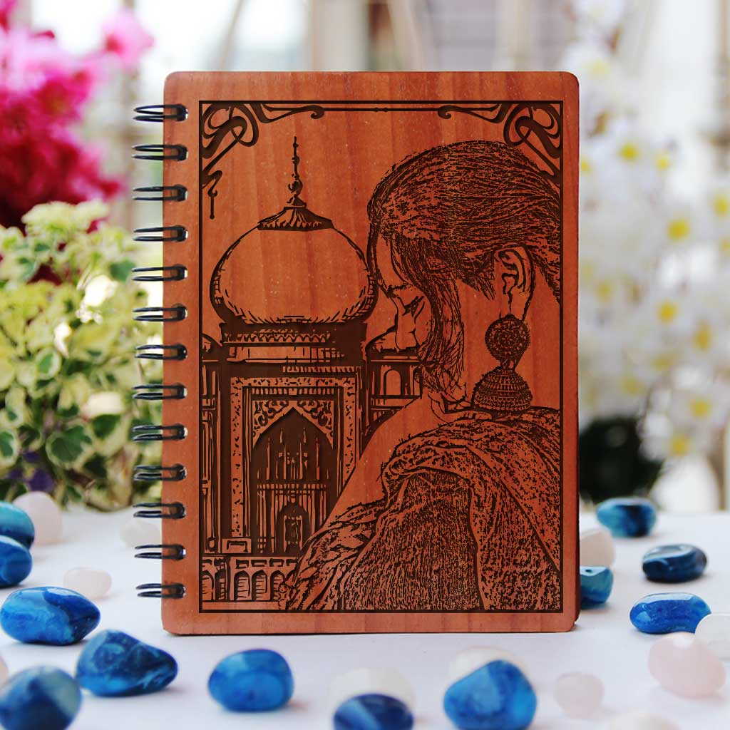 A Travel Notebook Engraved With A Photo From Your Travels. Looking for travel gifts? A travel journal is one of the best gifts for travelers.