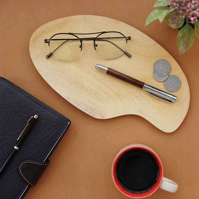 Office Decor: Wooden Desk Trays Are Important Office Supplies. This Desk Organizer Makes Great Office Desk Accessories. These Office Accessories Are Great Gifts For Employees and Colleagues