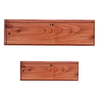 Wooden Nameplates Measurement - Woodgeek Store