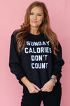 Sunday Calories Sweatshirt