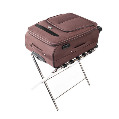 Portable Stainless Steel Luggage