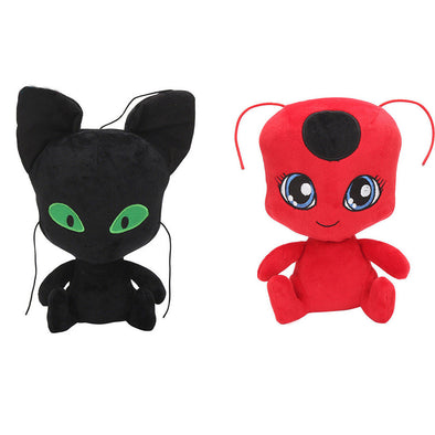 Cat Cartoon Plush Toy