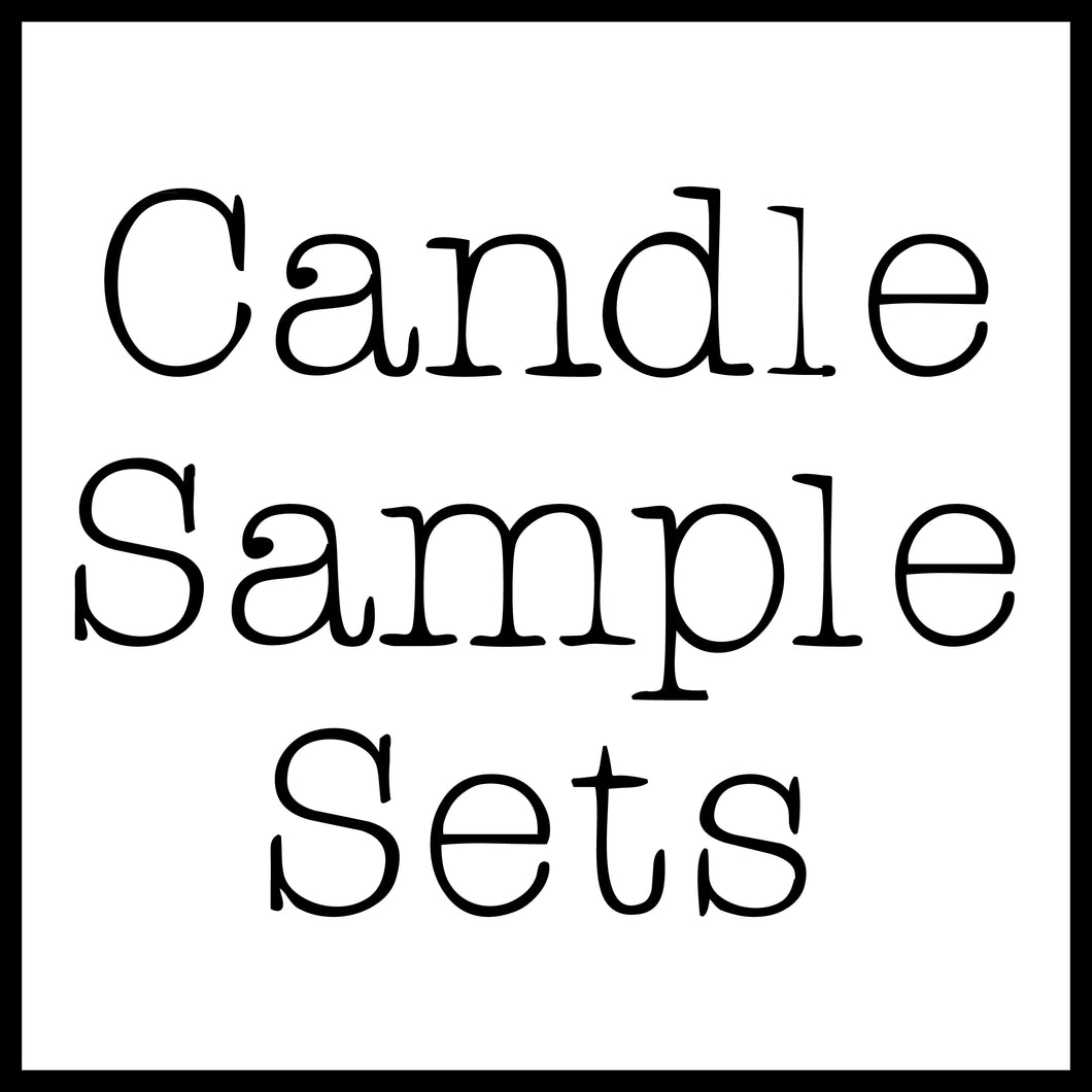 Candle Sample Sets