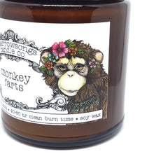 Load image into Gallery viewer, Monkey Farts Candle