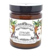 Load image into Gallery viewer, Orange Blossom Candle